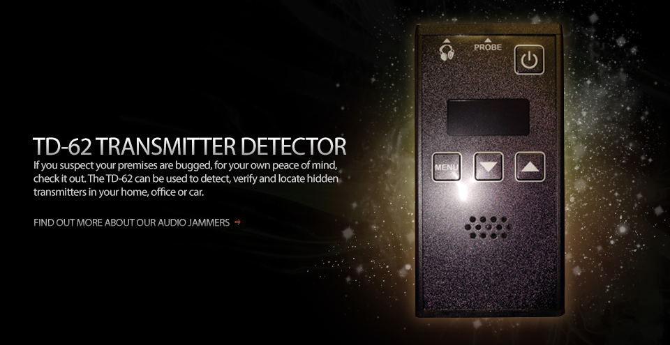 Transmitter Detector TD-62