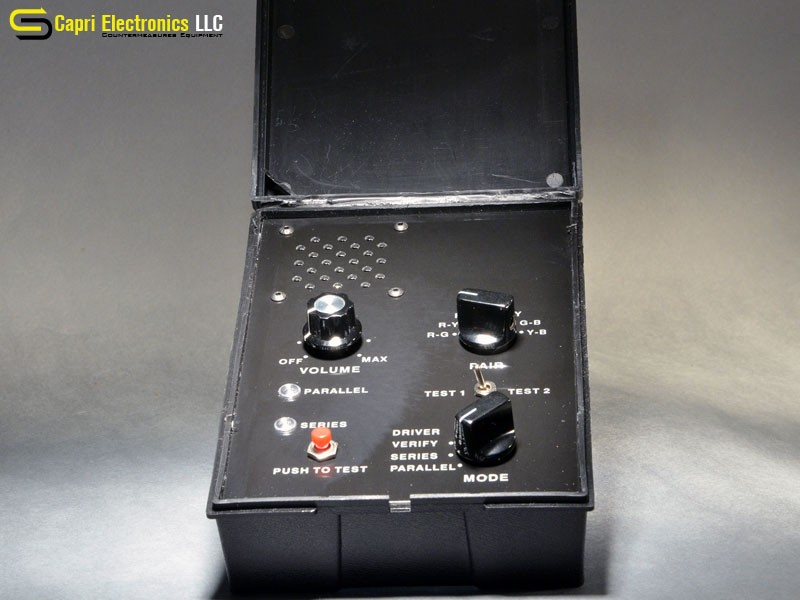 Advanced Wiretap Detector TT-46