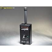 Advanced video Camera Detector VCD-43