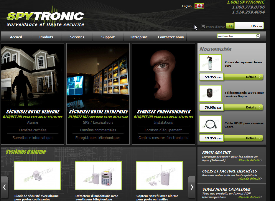 Spytronic Security Inc.