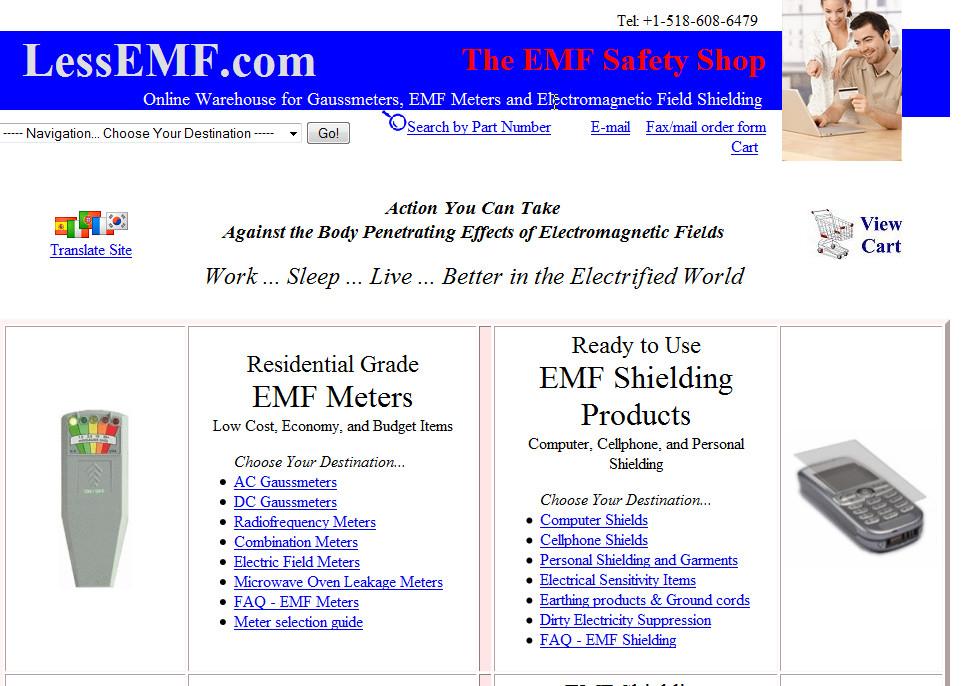 Less EMF Inc.