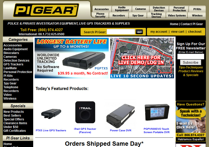 PI Gear, Inc.
