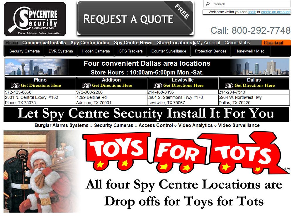 Spycentre