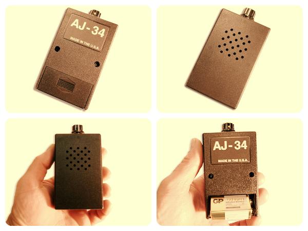 Audio Jammer [AJ-34]