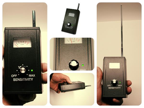 Transmitter Detector TD-15 [TD-15]